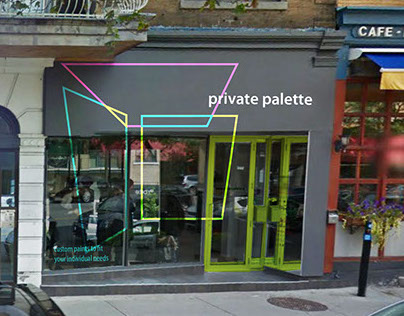 Private Palette Corporate ID