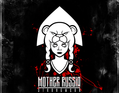 MOTHER RUSSIA - Strong wear Label/ 2013