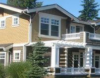 Kirkland Home - New Build Exterior