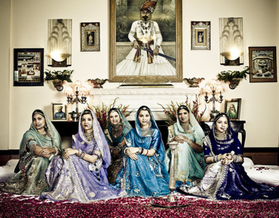 Royal Ladies Of Jodhpur