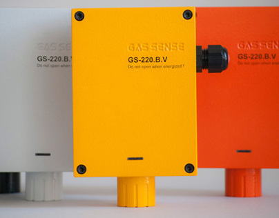 Gas Sense - web site