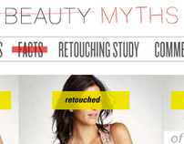 Beauty Myths Web Site