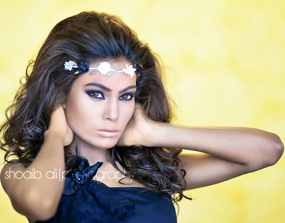 Beauty Shoot