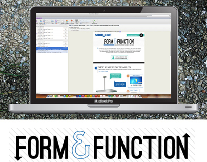Form&Function ENewsletter