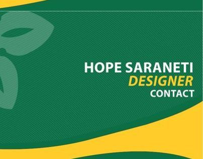 Saraneti business card