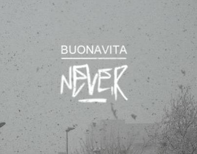BUONAVITA / RUPEZ cover single and lettering