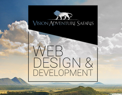 Vision Adventure Safaris Website