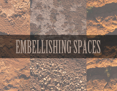 EMBELLISHING SPACES