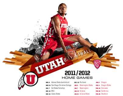 University of Utah Mens Basketball