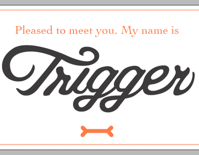 Business Cards for Trigger