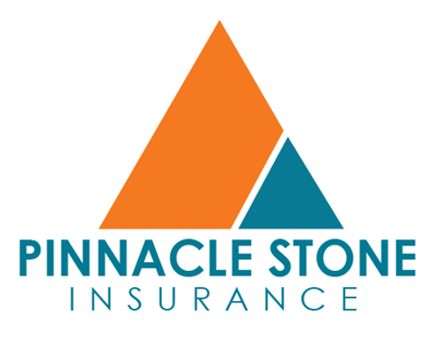 Pinnacle Stone Insurance Branding