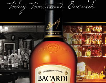 Bacardi Ad Campaign