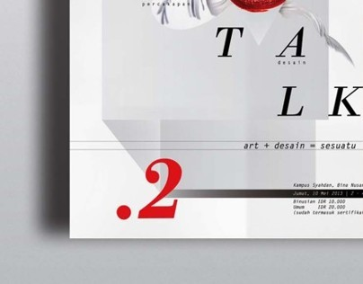 Syahdan Design Talk #2