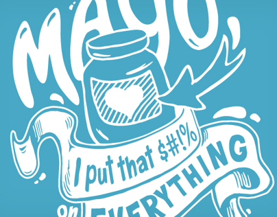 Mayo - T-Shirt Design