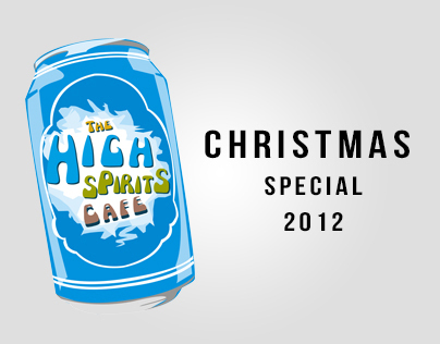 The High Spirits Cafe (Christmas Special)