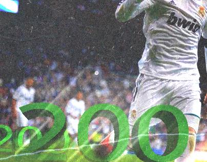 200 C.Ronaldo