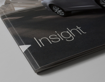 Honda Insight Brochure