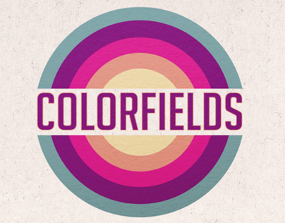 Logo for band Colorfields