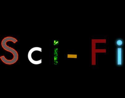 Sci-Fi Motion Graphics
