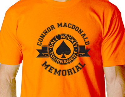 Connor MacDonald Memorial
