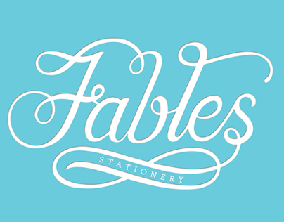 Fables Stationery