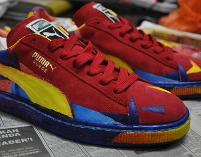 Puma Future Suede Design Competition