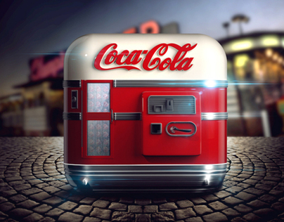 Coke Machine iOS Icon