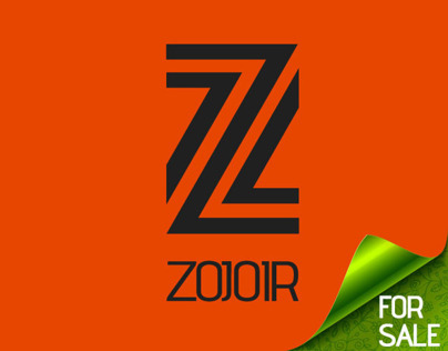 ZOJOIR BRAND IDENTITY - FOR SALE
