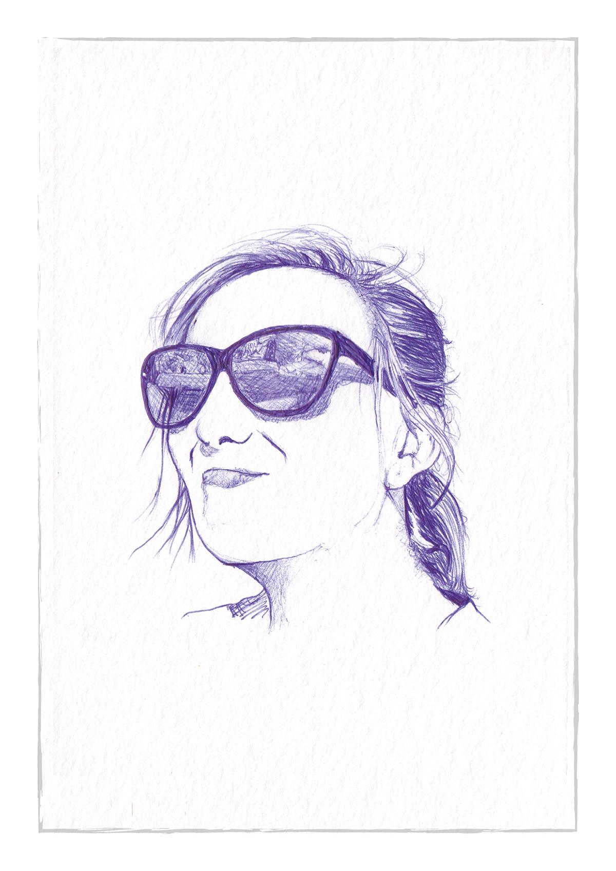 Biro Portraits