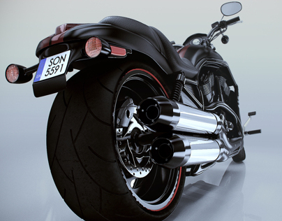 Harley Davidson V-Rod Night Rod® Special
