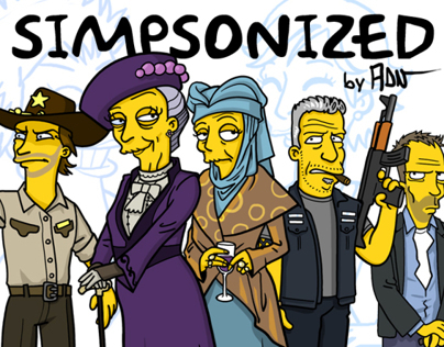 Simpsonized