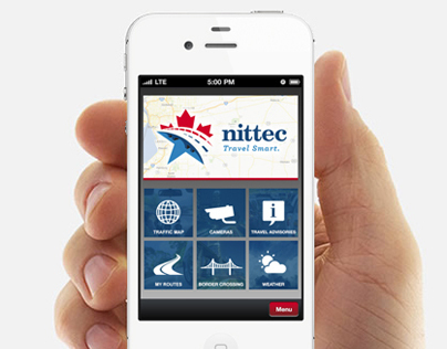 NITTEC Mobile Application Design