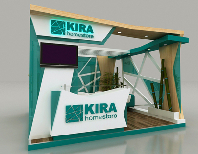 Kira Activation Booth