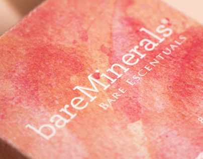 bareMinerals Sustainable Packaging