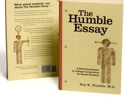 Book Cover: The Humble Essay