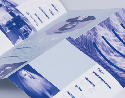 Halo Brochure Design