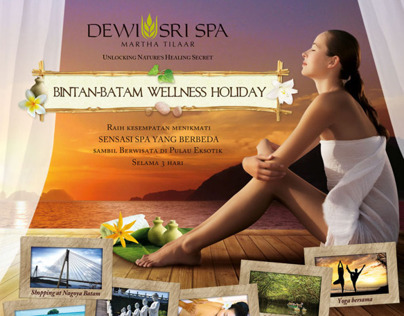 Dewi Sri Spa promo - Bintan-Batam Wellness Holiday
