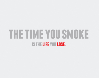 The Time You Smoke