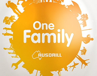 Ausdrill One Family Employer Branding