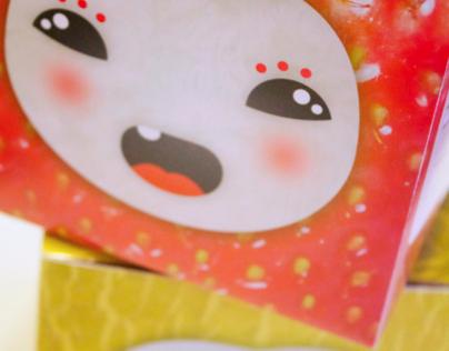 Ushi-Oni Packaging