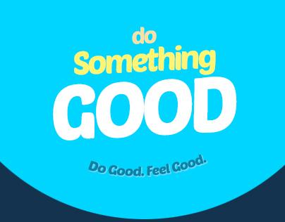 Do Something Good App