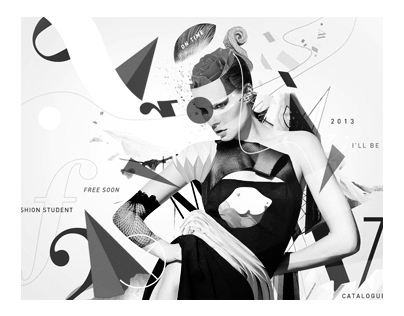 Lasalle Fashion Student 2013 | Book Catalogue