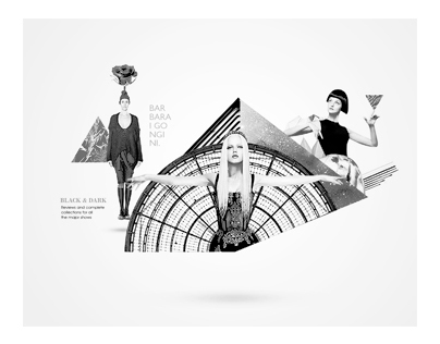 Coppenhagen Fashion Festival | Website Interface