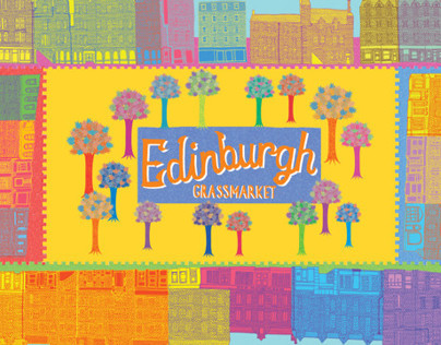 Edinburgh Map
