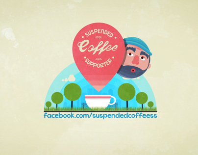 Suspended Coffee