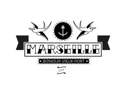 BONJOUR VIEUX-PORT T-shirt