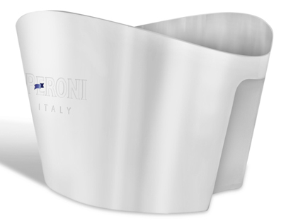 Peroni International Ice Bucket Design