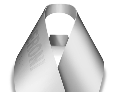 Peroni International Bottle Opener Design