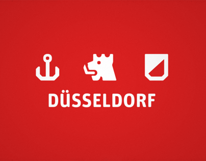 City of Düsseldorf - Branding