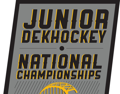 Junior Dekhockey National Championships Logo